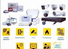 ELECTRICAL WORK & CCTV FIXING & NETWORKING CALL- 38977709 ALL OVER BAHRAIN