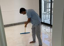 General Cleaning Polishing and Deep Cleaning