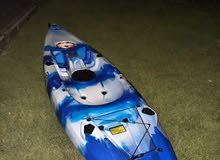 kayak for sale used only 4 times