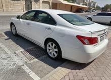 للبيع لكزس ES350 وكالة البحرين موديل 2008