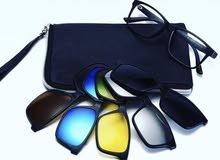 نظارات بولاريزد متعددة الألوان