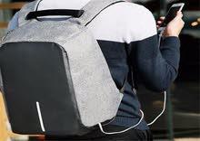 Anti Theft Backpack - شنطة اللابتوب المضادة للسرقة
