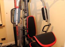 weider 5500 gym machine