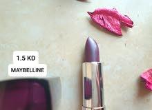 Maybelline Lipstick حمرة شفايف