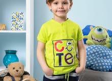 بيجامات أطفال قطن مقاسات تلبس من سن 6 شهور ل سنتين