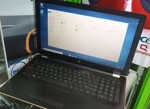 HP NOTEBOOK 15 CORE I5 جيل ثامن رمات : 8 جيجا DDR4 // هارد : 1000 جيجا