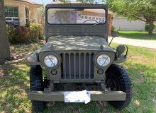 JEEP WILLYS M38 4X4 1951