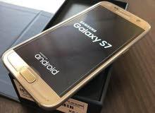 samsung S7 32gb GOLD
