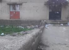 منزل طابقين والثالث مرفوع شمع في ام النواره الدفاع المدني