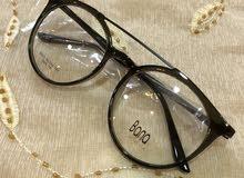 نظارات شمسيه وشفافه بسعر منافس