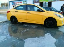 Gasoline Fuel/Power   Hyundai Accent 2016