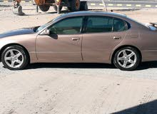 Used condition Lexus GS 2000 with 1 - 9,999 km mileage