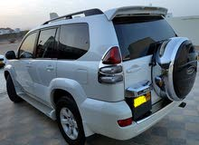 For sale 2008 White Prado