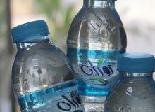 يتوفر لدينا مياه صحيه متعدده الانواع بسعر شامل الضريبه والتوصيل
