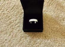 خاتم رجالي فضه جديد