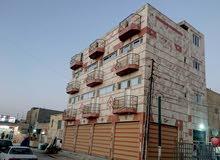بناية ركن تجارية مساحة الأرض 135 م2
