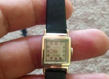 ساعة سويسرية نسائية قديمة جدا وانيقة ماركة كليدا
