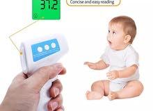 جهاز قياس درجة حرارة الطفل