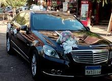 للإيجار سياره مرسيدسe250موديل 2013شامل البنزين والسائق