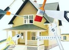 صيانة وترميم المباني السكانية والتجارية
