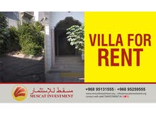 Villa for rent with  rooms - Muscat city Al Mawaleh