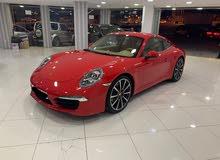 Porsche Carrera S 2012 (Red)
