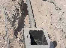 ابو محمد لتأسيس الماء و المجاري