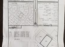 للبيع ارض في العامرات(مدينة النهضة)