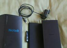 نوت 8  متواجد اتصال فقط 07505574910