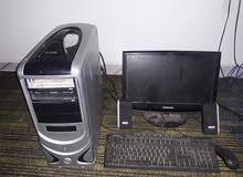 كمبيوتر مكتبي انضيف حكم اجديد  للبيع في قصر بن غشير