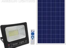 كشاف طاقة الشمسية بقوة 120واط