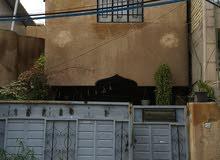 بيت للايجار طابقين مساحتة 115 متر الغزالية بغداد