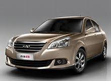 للبيع نقدا سيارة شيري E5 موديل 2014