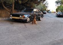 Black Toyota Carina 1983 for sale