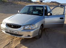 Verna 2005 - Used Manual transmission