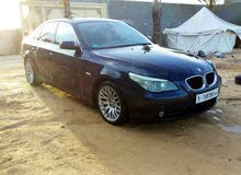 BMW 530 in Tripoli