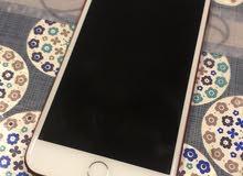 للبيع ايفون 7 بلص اخو الجديد نضافة 90.   256 كيكا