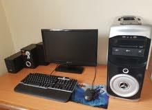 جهاز PC مواصفات جيدة للبيع