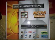رسيفر ASTRA (أسترا)  10400 كورى بضمان سنة