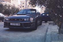 Subaru impriza STI 2000 460 hp