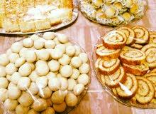 حلويات ومعجنات
