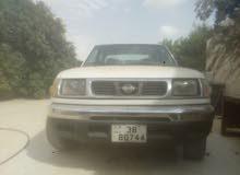 Manual Nissan Pickup 1998