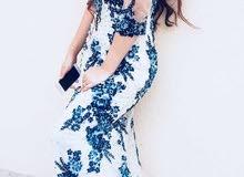 فستان بتصميم رائع