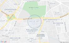 شقة للايجار في ابوسليم علي الطريق الرئيسي