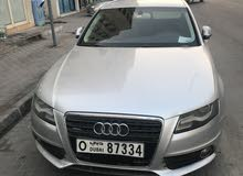 Audi A4 for sale well maintained negotiable