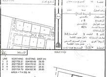 عاجل: أرض سكنية كبيرة في أبو النخيل خلف حدية النسيم