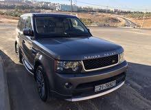 Gasoline Fuel/Power   Land Rover Range Rover 2011
