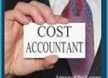 محاسب شركات رئيسي ( محاسب تكاليف )