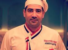 HEAD CHEF شيف عمومى حاصل على شهادة دبلومة الاكادمية الاسبانية لعداد الطهاة