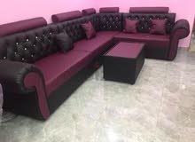 لدي أريكة جديدة مجموعة كل الألوان المتاحة